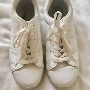 Charlotte Russe White Sneakers
